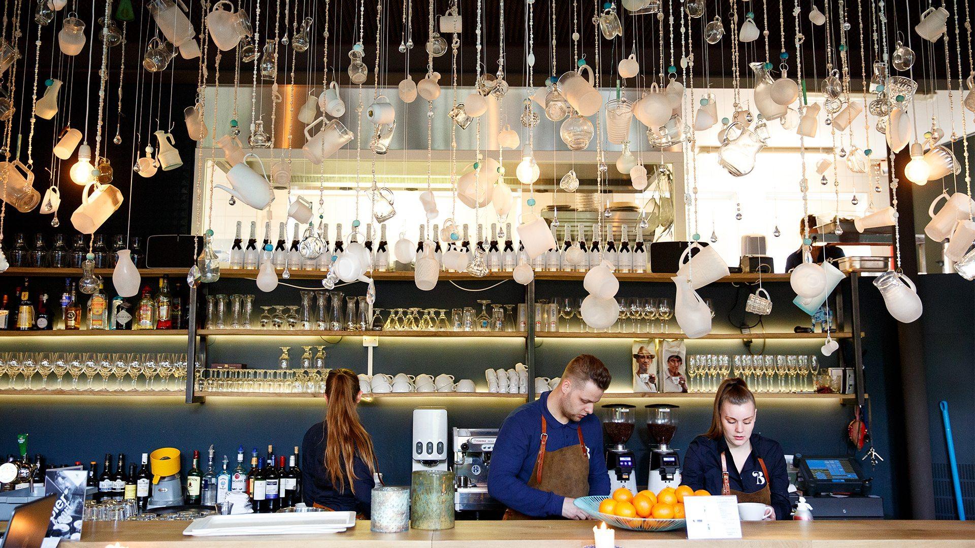 Bar binnenkant