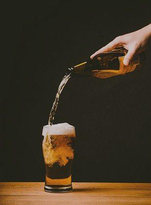 Bier en wijn