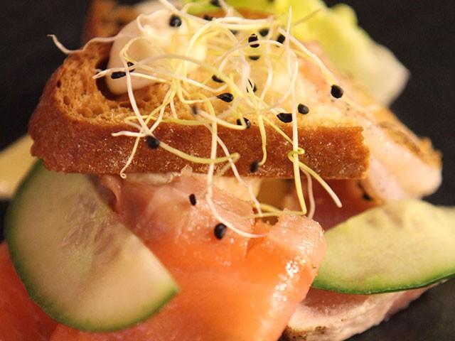 Heerlijk dineren bij Grand Café Aan de Beek