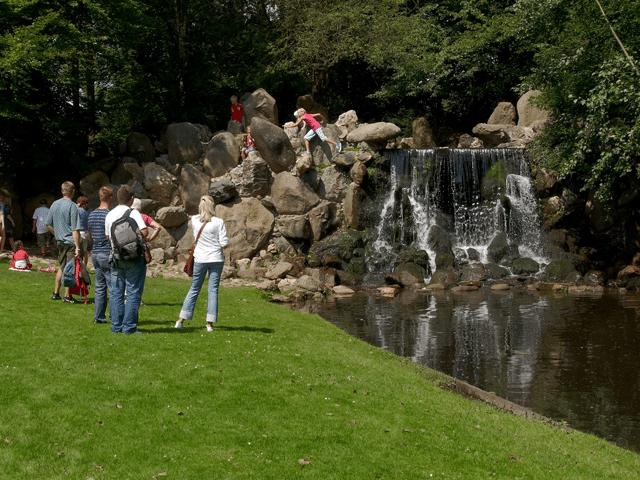 Stadspark Sonsbeek park Dagje Arnhem