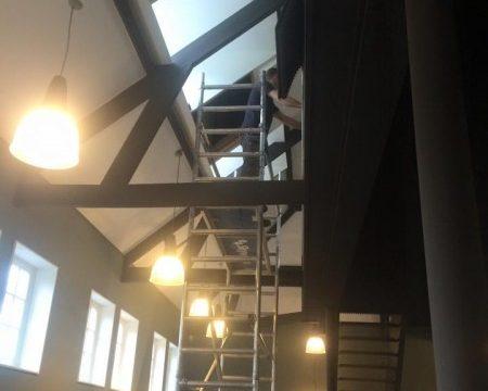 Verbouwing Grand Café Aan de Beek
