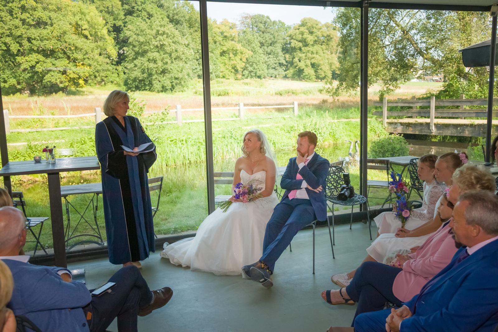 bruiloft rudi en femke grand cafe aan de beek